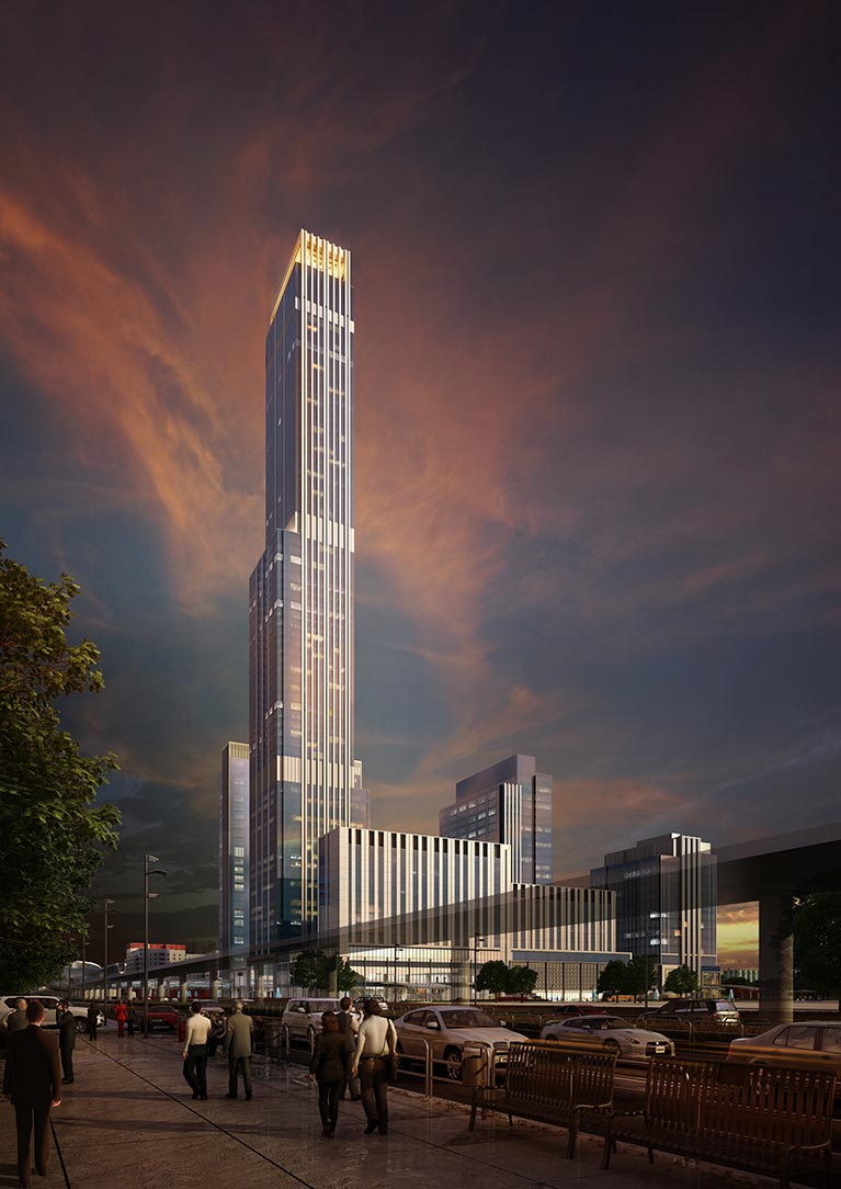 Maputo Business Tower